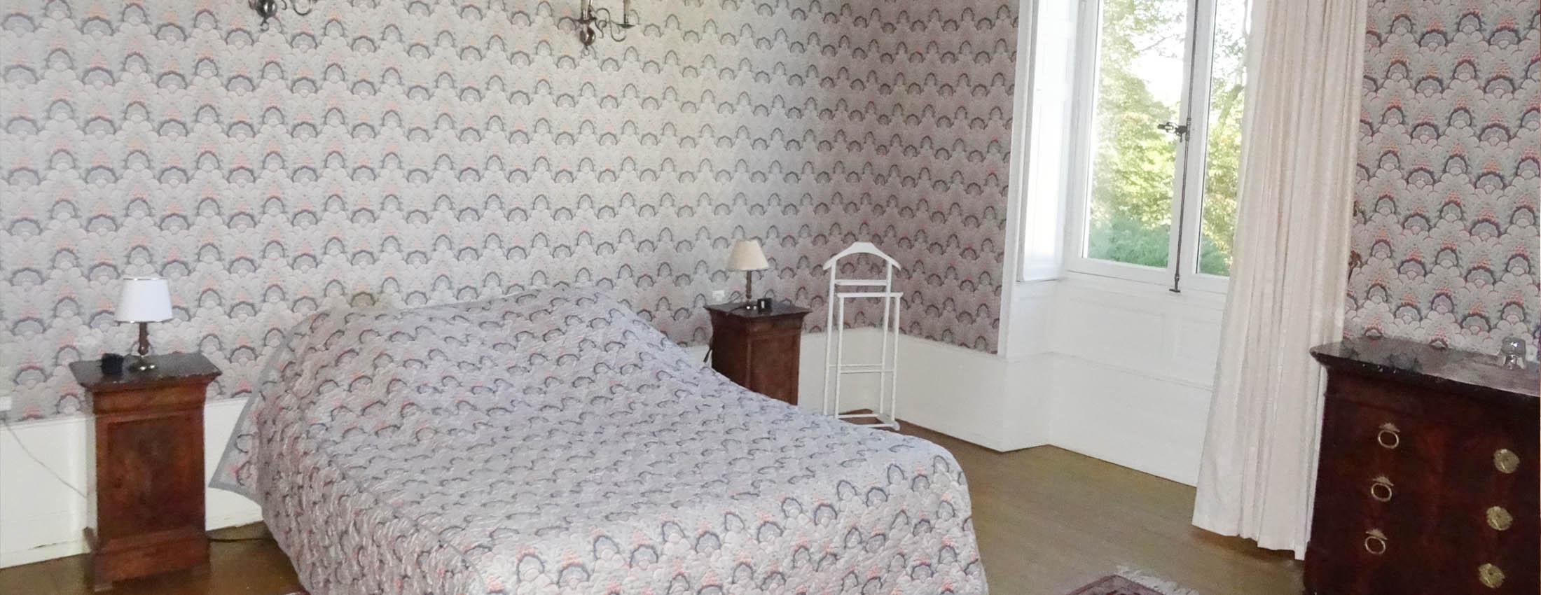chambre hote chateau loire chambord manoir de la voute. Black Bedroom Furniture Sets. Home Design Ideas