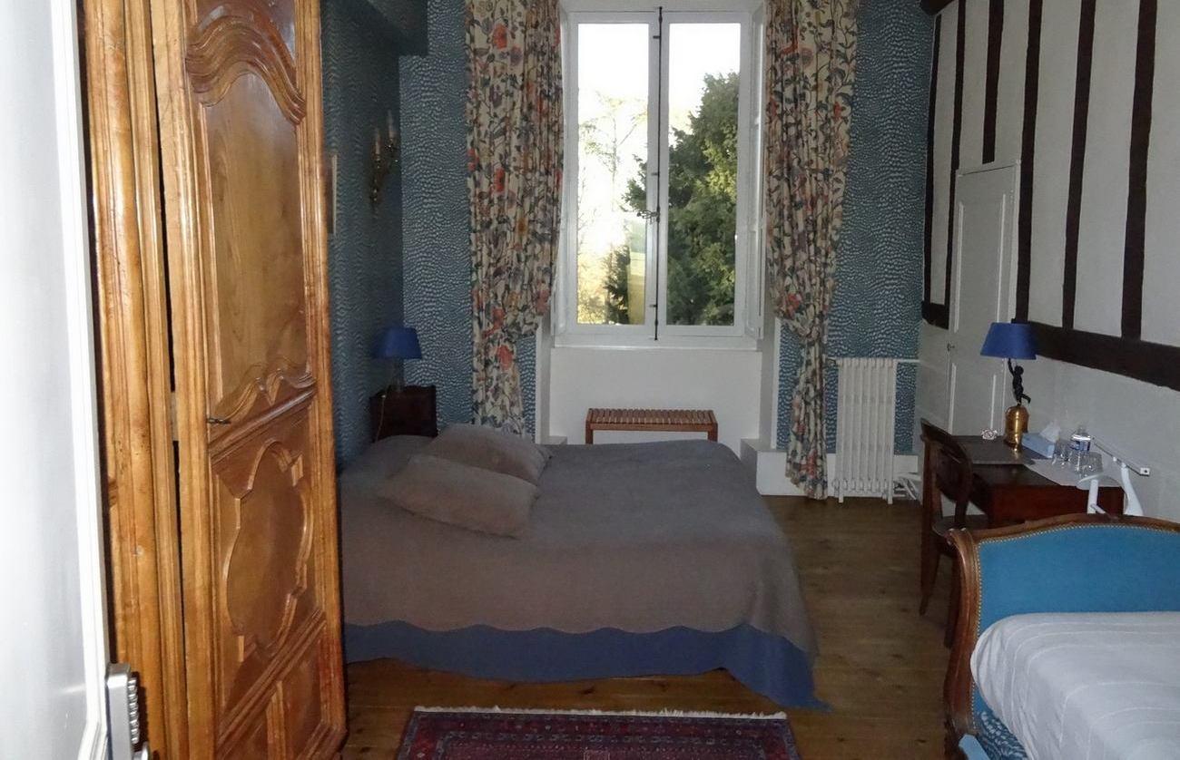 chambre d 39 hotes de charme amboise manoir de la voute. Black Bedroom Furniture Sets. Home Design Ideas