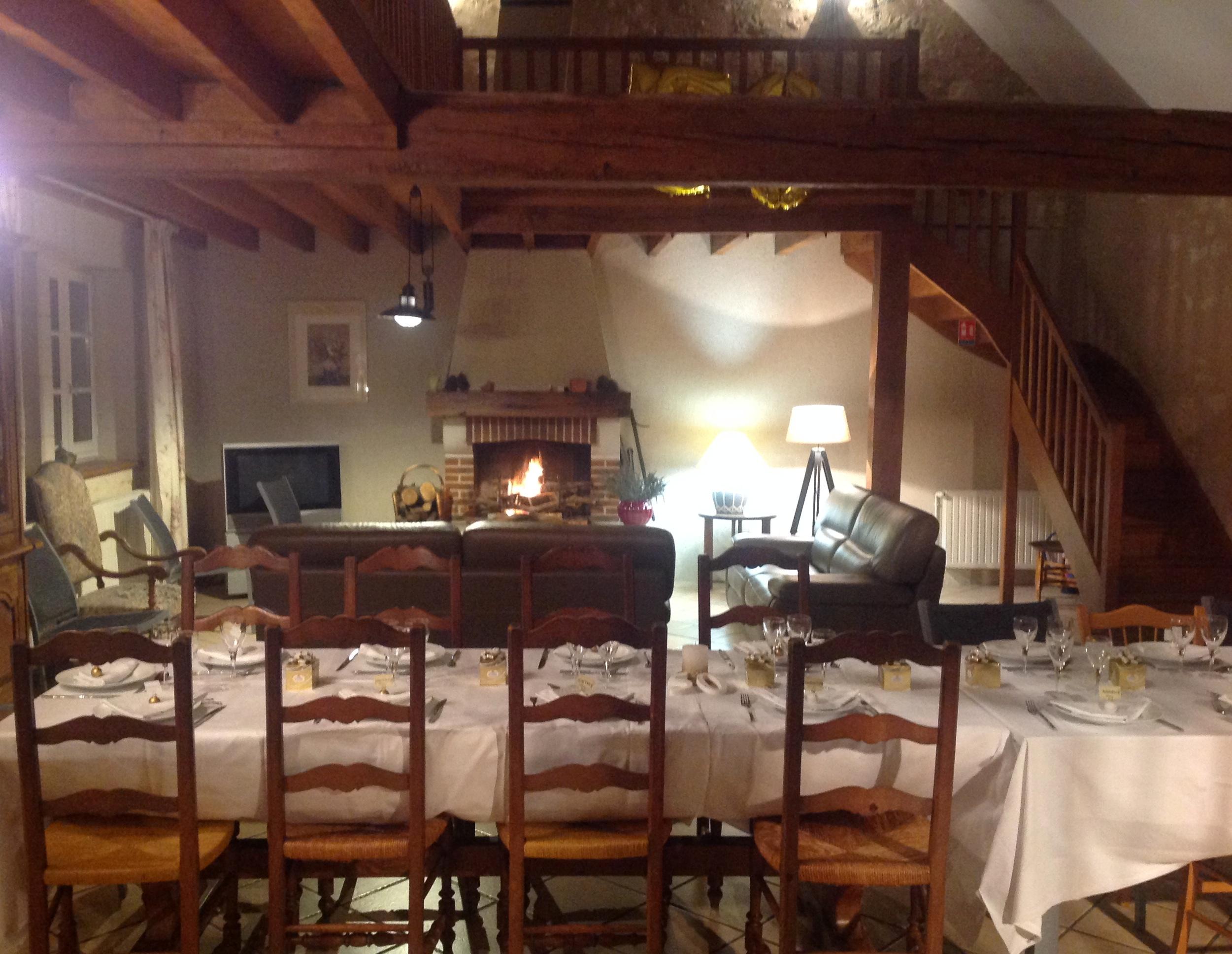 Cottage Montrésor gites proche chateaux Loire