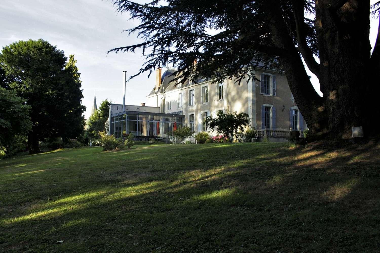 Parc chambre hote chambord manoir de la voute - Chateau de chambord chambre d hote ...