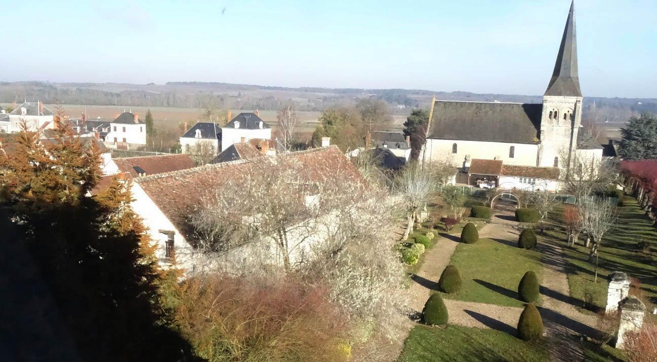 Location De Gite De Groupe Ch Teaux De La Loire Manoir