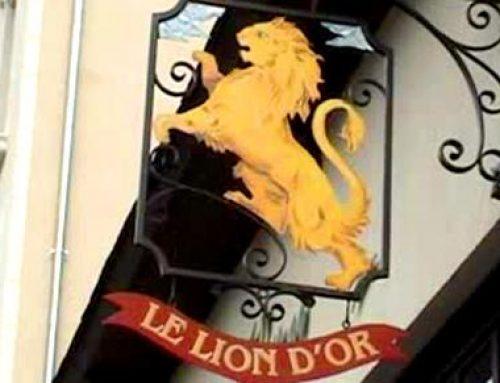 Le Lion d'Or à Amboise : des menus tout en finesse