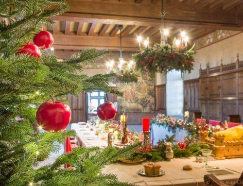 Noël au pays des châteaux !!