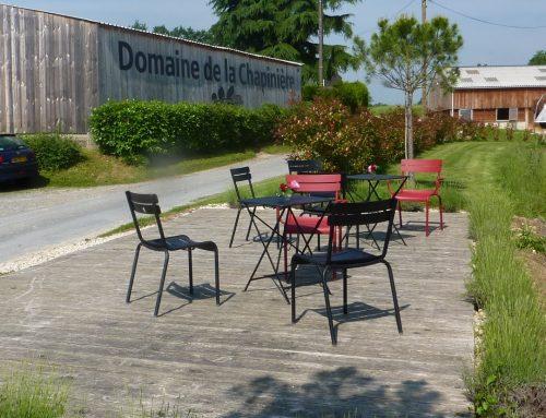 La Chapinière de Châteauvieux : un domaine viticole proche du Zoo de Beauval