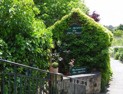 Nous aimons beaucoup l'Auberge du Cheval Rouge à Chisseaux